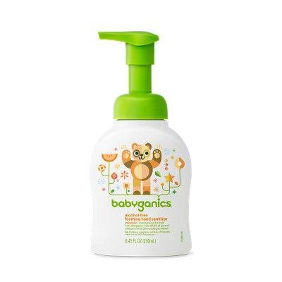 Babyganics Hand Sani Mandarin 250ml 3pk Hand Sanitizer
