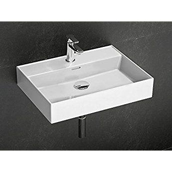 Aqua Bagno Loft Air Design Waschbecken Aufsatzbecken 60x46cm