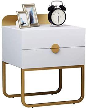 Xuyuanjiashop Bedside Table Furniture Nordic Bedside Table Simple Modern Bedroom Creative Fashi In 2020 Simple Bedroom Small Simple Bedside Tables Bedside Table Nordic