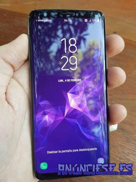 Vendo Samsung S9 Samsung Telefonos Samsung Telefono Movil