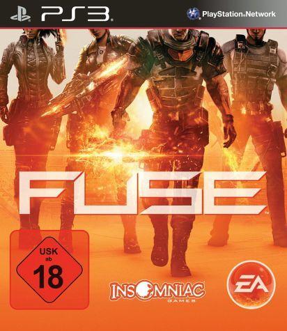 Fuse Ps3 Playstation Pc Spiele Bucher