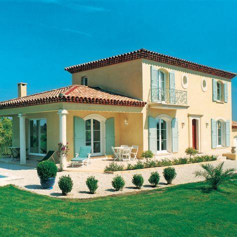 Villa à énergie positive Villas and House