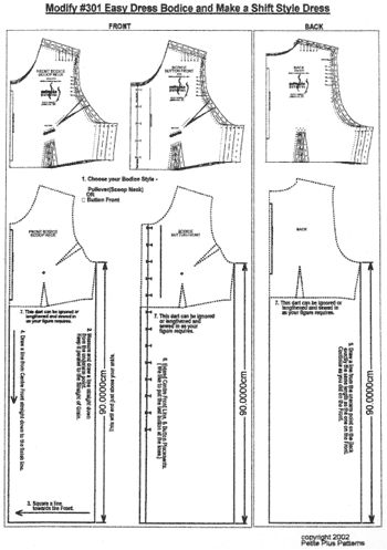 Sewing bee shift dress free pattern download | fashion | pinterest.