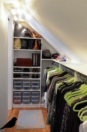 Preparedness Storage Ideas For Small Spaces 674698 Bedroom Storage Ideas Bedroomst In 2020 Attic Bedroom Storage Attic Master Bedroom Bedroom Organization Closet