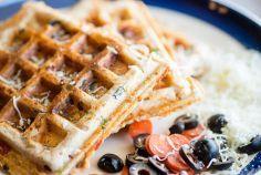 Make Food Exciting Again! // Waffle Recipes - Eat Well Utah   #eatwellutah #utahfoodsense #foodsensecreates #usuextension #SNAPEdworks #createbetterhealth #wafflerecipes