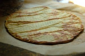 GAPS Pizza crust recipe