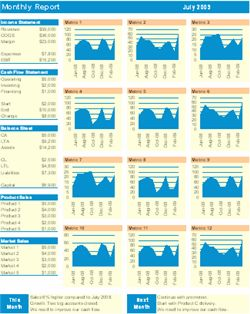 Kpi monthly report template excel dashboard jyler business kpi monthly report template excel dashboard jyler business business intelligence bi analytics pinterest template arc notebook and microsoft pronofoot35fo Images