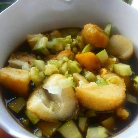 Resep Mpek Mpek Dos Tanpa Ikan Lembut Oleh Asni Erfalizar Resep Resep Resep Masakan Sehat Resep Masakan