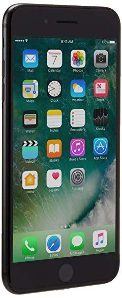 Smartphone Apple Iphone 7 Plus 32 Gb Color Negro Telcel Pre