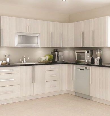 White Chocolate Kitchen Cabinets Lowes White Chocolate Kitchen Cupboards | Kitchen, Kitchen