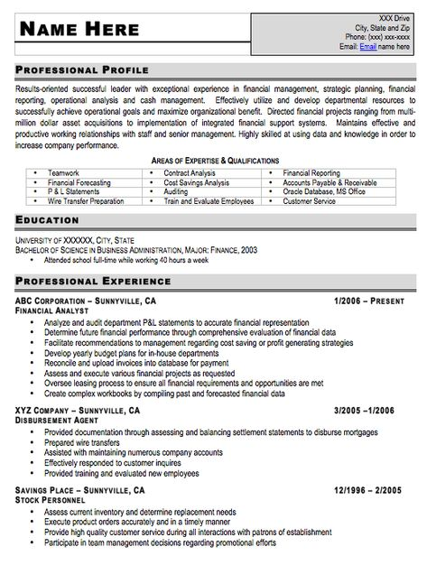 Keep information about your education as short as possible - sample principal resume