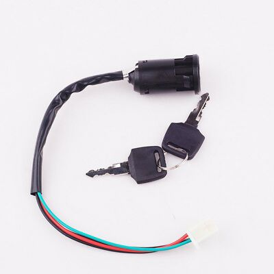 Details About Ignition Switch Fr Dirt Bikes 50 70 110 125 150 200 250cc Motorcycle Atv Go Kart 250cc Atv 250cc Motorcycle
