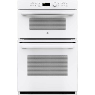 Ge Appliances 27 Self Cleaning Electric Wall Oven With Built In