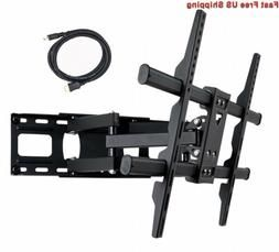 Videosecu Mw380b5 Fu Swivel Tv Wall Mount Wall Mounted Tv Tv Wall Mount Bracket