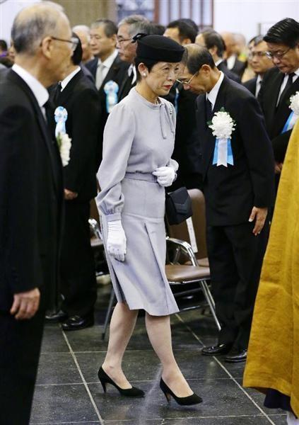 久子 高円宮