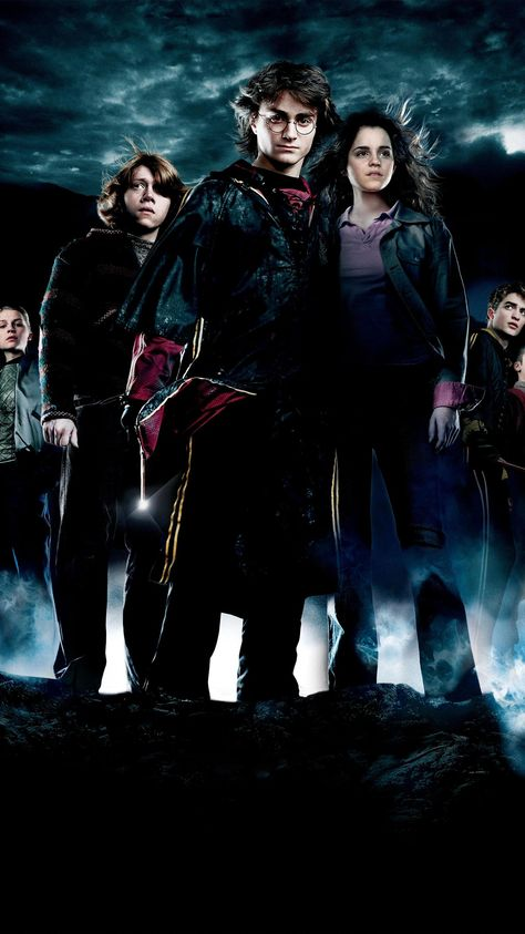 Harry Potter and the Goblet of Fire (2005) Phone Wallpaper | Moviemania