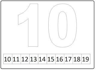 Paraiso Do Educando Numeros Cartaz Atividades De Matematica