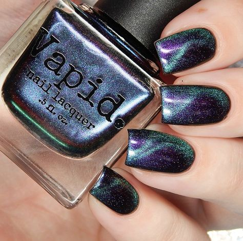 Vapid Lacquer Star Showers Collection for Vapibirthday Swatches Review