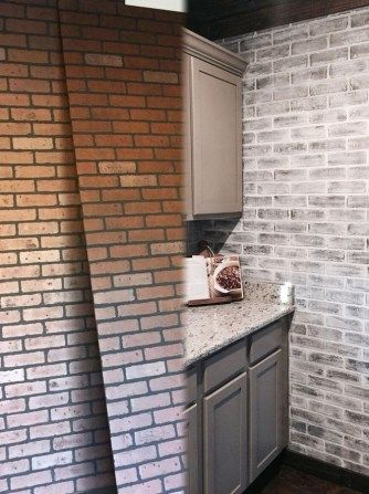 Diy Kichen 00026 Future Home Ideas In 2019 Home Decor Brick
