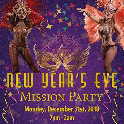 Ring In 2019! in the SF Mission at the Armorny Special