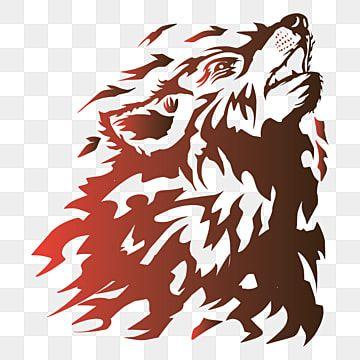 Ilustracion De Lobo Rojo En Vector Wolf Clipart Agresivo Alter Ego Png Y Vector Para Descargar Gratis Pngtree In 2021 Red Wolf Free Vector Illustration Wolf Clipart