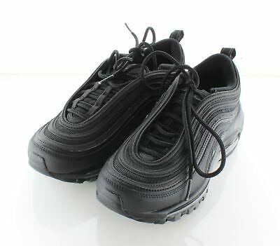 Advertisement)eBay- 18-67 Nike Air Max 97 Black Leather & Mesh ...