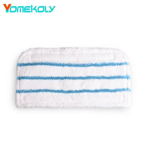 1pc Steam Mop Replacement Pad Mop Clean Washable Cloth Microfiber Washable Mop Cloth Cover For Black Steam Mop Microfiber Black Decker