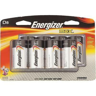Ad Ebay Link Energizer Max D Alkaline Battery E95bp 8h 1 Each In 2020 Alkaline Battery Energizer Ebay