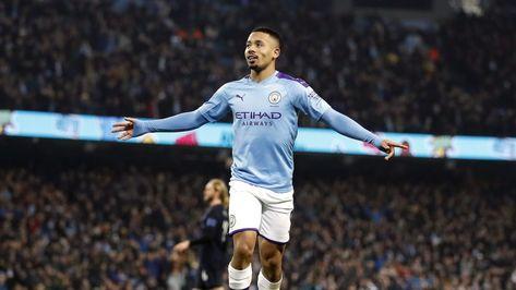 Pep Guardiola praises Gabriel Jesus' work ethic at Manchester City - Football Paradise