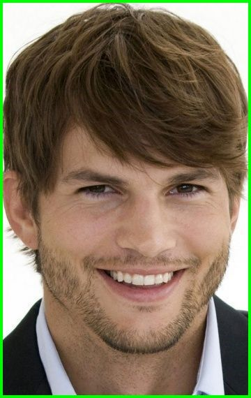 Ashton Kutcher Haircut 5420 Ashton Kutcher Hair Hairstyles And Haircuts Guide With Mens Hairstyles With Beard Boys Haircuts Beard Hairstyle