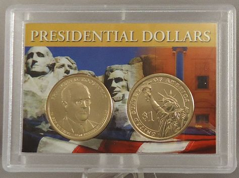 Nixon Presidential Dollar coin Uncirculated 2016-P $1 Richard M From mint bag