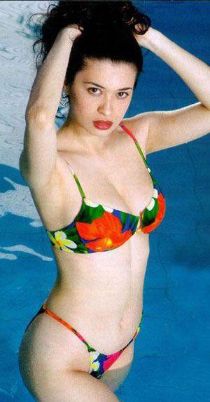 Sunshine cruz nude body