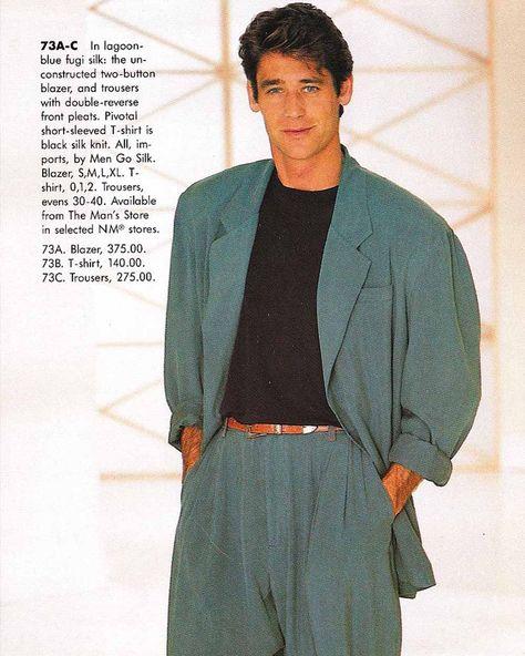 100 Plus Years of Mens Fashion