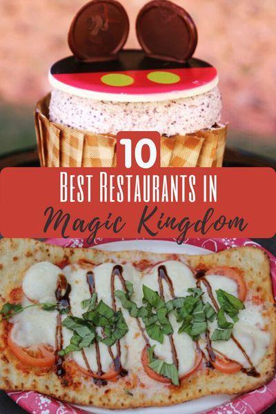 Best Restaurants In Magic Kingdom
