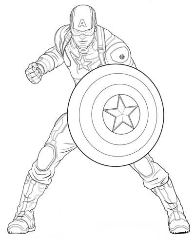Updated 101 Avengers Coloring Pages September 2020 Avengers Coloring Pages Avengers Coloring Captain America Coloring Pages
