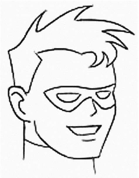 Superhero coloring pages image by Carol Busby on Coloring