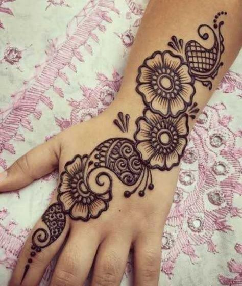 Ramzan Mehndi Design 2019 121 Simple mehndi designs for