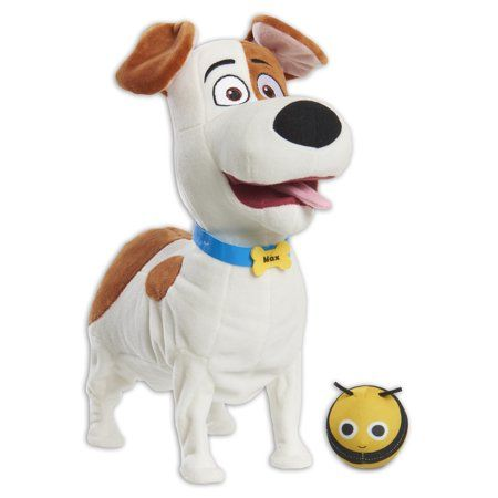 Toys In 2020 Secret Life Of Pets Paw Patrol Toys Bee Toys