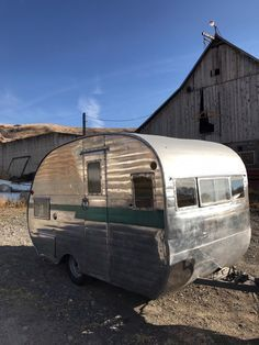 1955 Bellwood Vintage Trailer For Sale Little Vintage Trailer