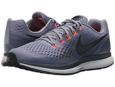 28e08acbb451 Nike Air Zoom Pegasus 34 (Dark Sky Blue Obsidian Thunder Blue) Men s  Running Shoes