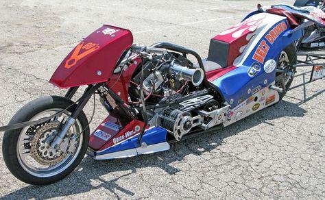 Top Fuel Harley Drag Bike Drag Racing