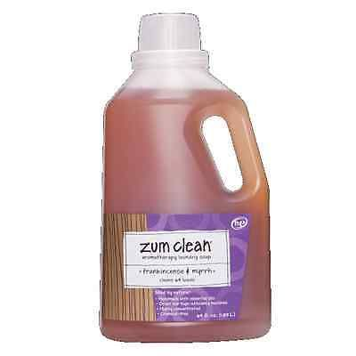 Detergents 78691 Zum Clean Aromatherapy Laundry Soap Frankincense