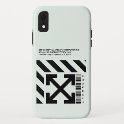 Off White Iphone Xr Case Iphoneaccessories Iphone Cases White Iphone Case White Iphone