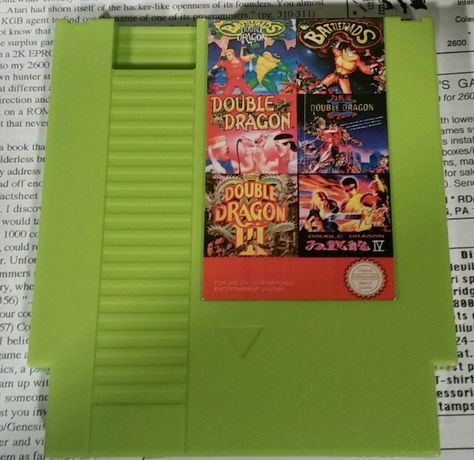 Nes Battletoads Double Dragon 1 4 From 38 99