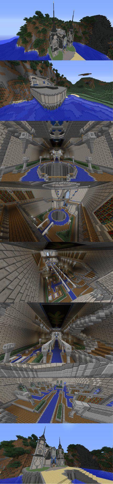 Minecraft/Tekkit Library