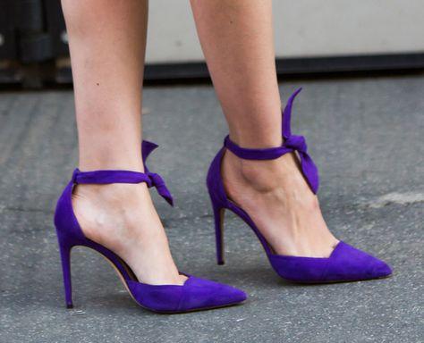 Les plus belles paires de chaussures à talons : des escarpins noués