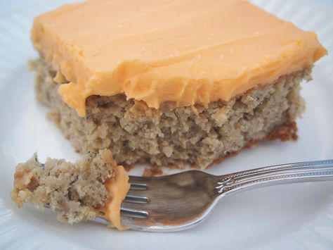 Gluten Free Desserts made Delicious: Gluten Free Banana Snack Cake