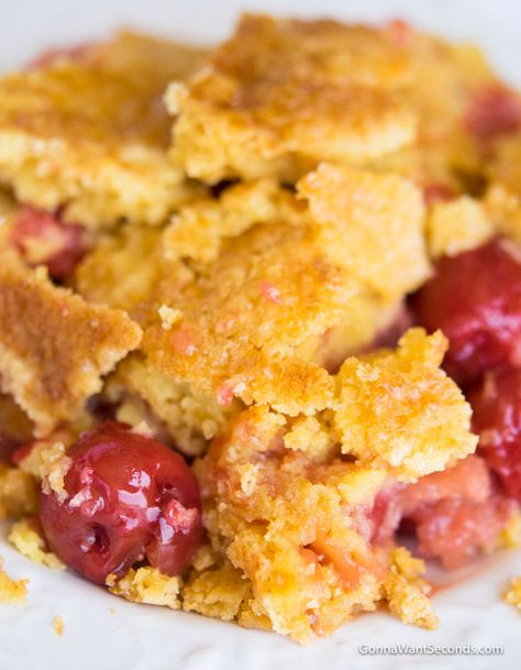 Cherry Pineapple Dump Cake Recipe Dump Cake Recipes Cherry