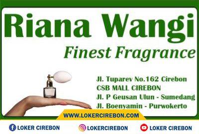 Lowongan Kerja Riana Wangi Cirebon Website Loker Riwayat Hidup