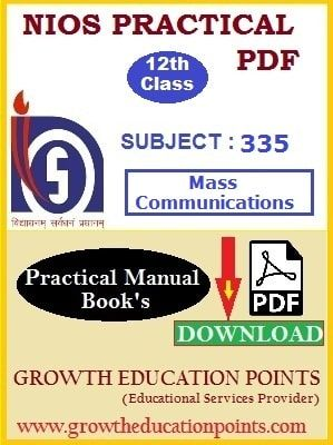Pin By Nios Solved Assignment For All On Nios Reference Material Hindi Medium Chemistry Practical Computer Science